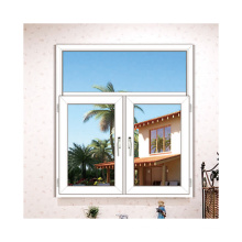 pvc casement window with grill design supply for new zealand PVCcasement window with grill design supply for new zealand