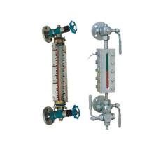 Medidor de nível de líquido de tubo de vidro, indicador de nível, medidor de fluxo de vidro