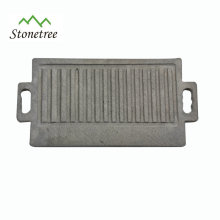 Rectangle Natural Lava Stone Barbecue Board