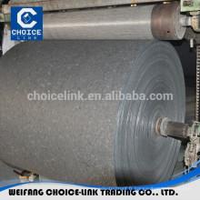 Composant composite composite non tissé à renforcement de membrane en bitume