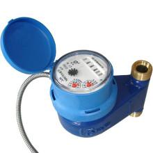 IP68 Wasserdichter AMR Trockener Trinkwasserzähler mit 1,5 m Drähten