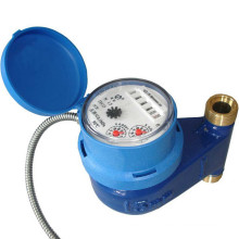 Multi Jet Dry Dail Water Meter with Pulse Output