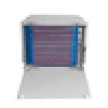 Cadre de distribution fibre optique à l'eau étanche à l'extérieur, 144 cœurs, prix ODF, panneau de raccordement