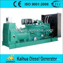 potencia del generador CUMMINS motor KTA50-G3 tipo silencioso aprobación CE KH-1000GF-CS