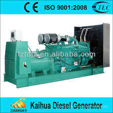 générateur de puissance CUMMINS moteur KTA50-G3 silencieux type CE approbation KH-1000GF-CS