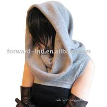 cashmere hood