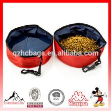 Fovel Lightweight Pet Travel Bowl para comida y agua