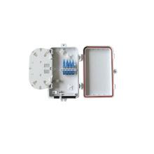 4ports ftth mini caja de terminales de fibra óptica