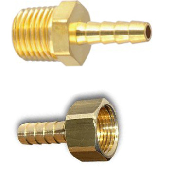 "1/4"" NPT Pneumatic Fitting for PU Tube"