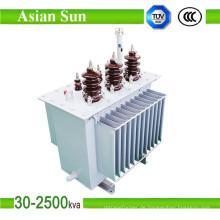 630kVA 11kv Transformator Öl gefüllten Transformator