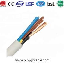 pure copper wire super flexible heavy duty power cable h07rn-f