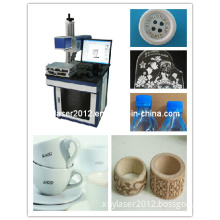 CO2 Laser Marking Machine for Plastic/Papers/Fabric/Leather/Organic Glass