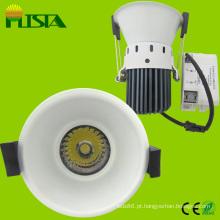 7W LED Downlight com 3 anos de garantia