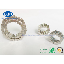 Cylinder Magnets Sintered Magnets Rare Earth Magnets