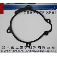 Flexible graphite gaskets, graphite foil,graphite plate, flexible graphite, carbon content is 97%