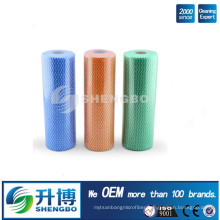 Nonwoven Cleaning Cloth Rolls