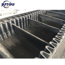 Factory Direct Sales Support Customized Rubber Conveyor Belts With Side Walls