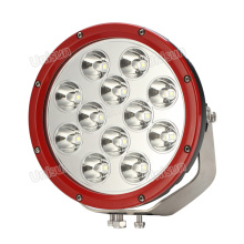 24V 220mm 120W CREE 10W LED Luz de conducción