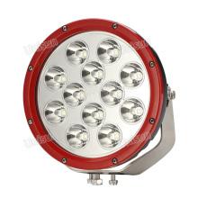 24V 220mm 120W CREE 10W LED Luz de condução