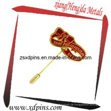 Weiche Emaille Großhandel Freimaurer Promotion Revers Pin