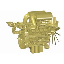 Дизельный генератор 60 Гц Googol 625KVA