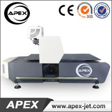 Mesa, lâmpada de LED UV, impressora Digital