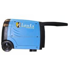 Pequeño generador de la gasolina del inversor de Digitaces del pequeño ruido 3kVA con las ruedas