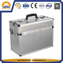 Mittlere Aluminium Travel Business Flug Pilot Aufbewahrungskoffer (HP-2101)