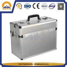Média de alumínio armazenamento viagens negócios piloto caso do voo (HP-2101)