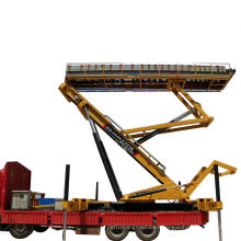 Hydraulic Platform Lifting Table For Tile Making Machine