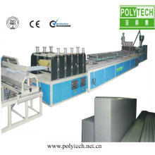 2014 New Type /Corrosion Resistant Twin-Wall Hollow Roofing Sheet Co-Extrusion Line