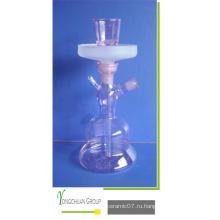Мини стеклянный кальян стеклянный Shisha Арабский Shisha курения PCS ручной работы