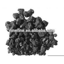 Größen 5-10mm Schwefel 0,3% kalzinierte Anthrazitkohle
