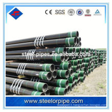 From manufacturer sch40 seamless steel pipe varnish surface treatment