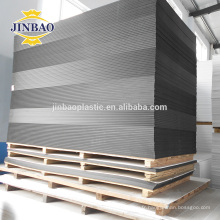 JINBAO Grande échelle rigide PVC mousse blanche celuka 15 17mm