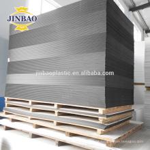 JINBAO Espumas rígidas brancas de PVC de grande escala celuka 15 17mm
