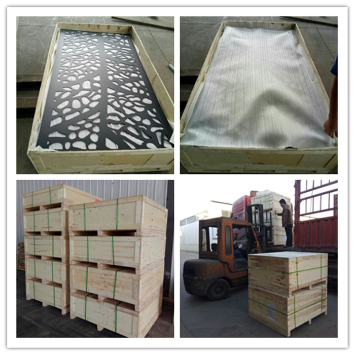 metal screen packing