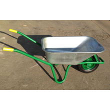 Carrinho de mão de roda modelo de Europa para o uso do jardim