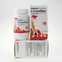 Corps de haute qualité amaigrissant et perdant la perte de poids de 500mg de capsule L-Carnitine
