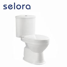 WC et siège de toilette Bradenton en deux parties