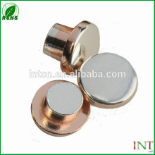 Electrical Contacts and Contact Materials round head rivets