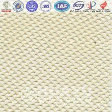 P015, ткань сетки полиэфира tricot для мешка