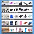 Kunststoff-Tablet-Hülle für Kunststoffspritzen