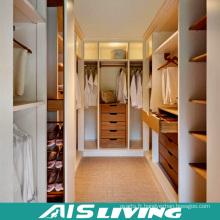 Promenade de haute qualité de meubles de chambre à coucher classiques dans le placard de garde-robe (AIS-W471)
