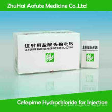 Cefepime Hydrochloride for Injection