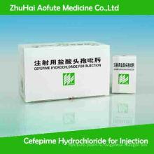 Цефепим гидрохлорид для инъекций
