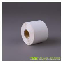 Papel adesivo revestido com fundição a quente