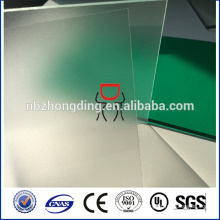 frosted pc sheet,polycarbonate sheet for chair mat