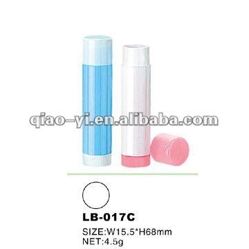 LB-017C lip balm tubes