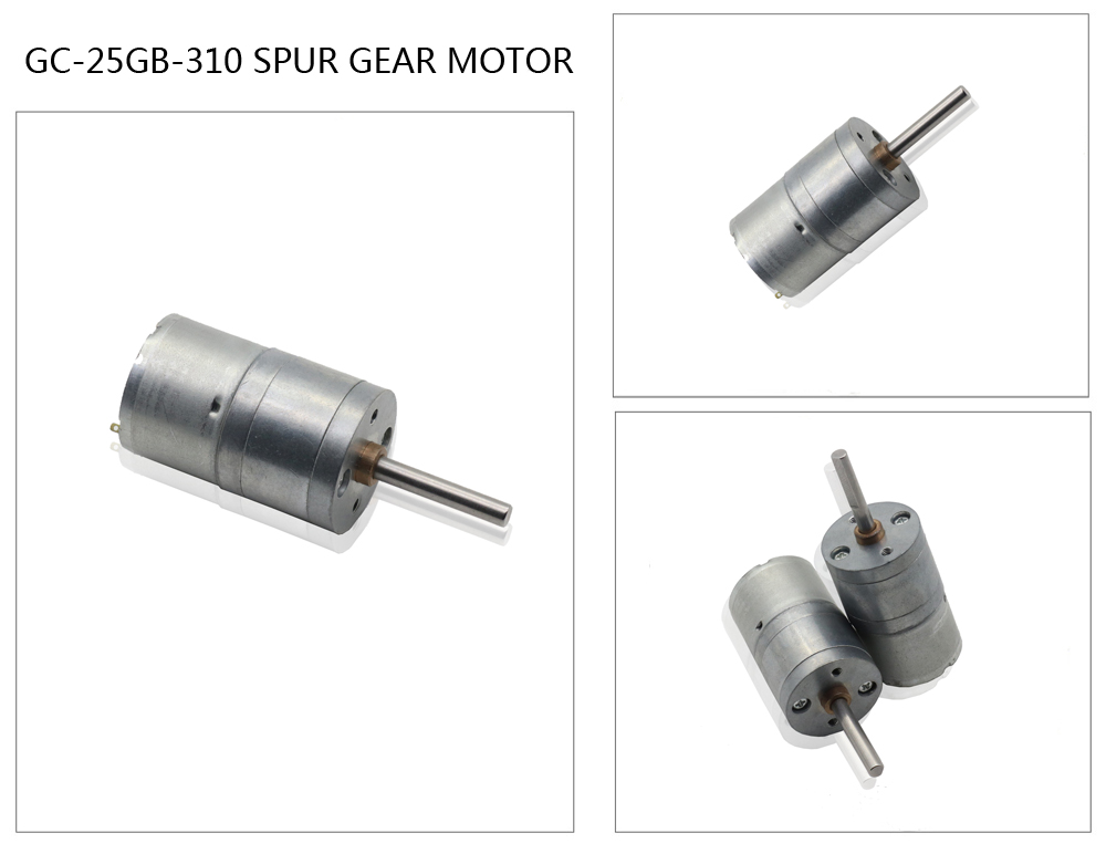 6v dc motor with gearbox